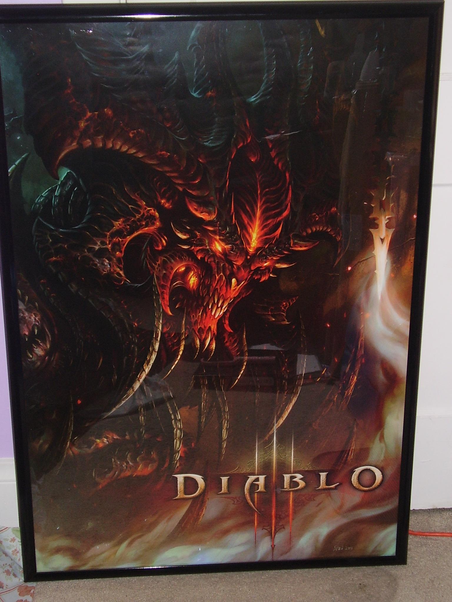 Diablo Iii: Reaper Of Souls Opening Cinematic 2430 — Funcake  |Diablo Iii Poster