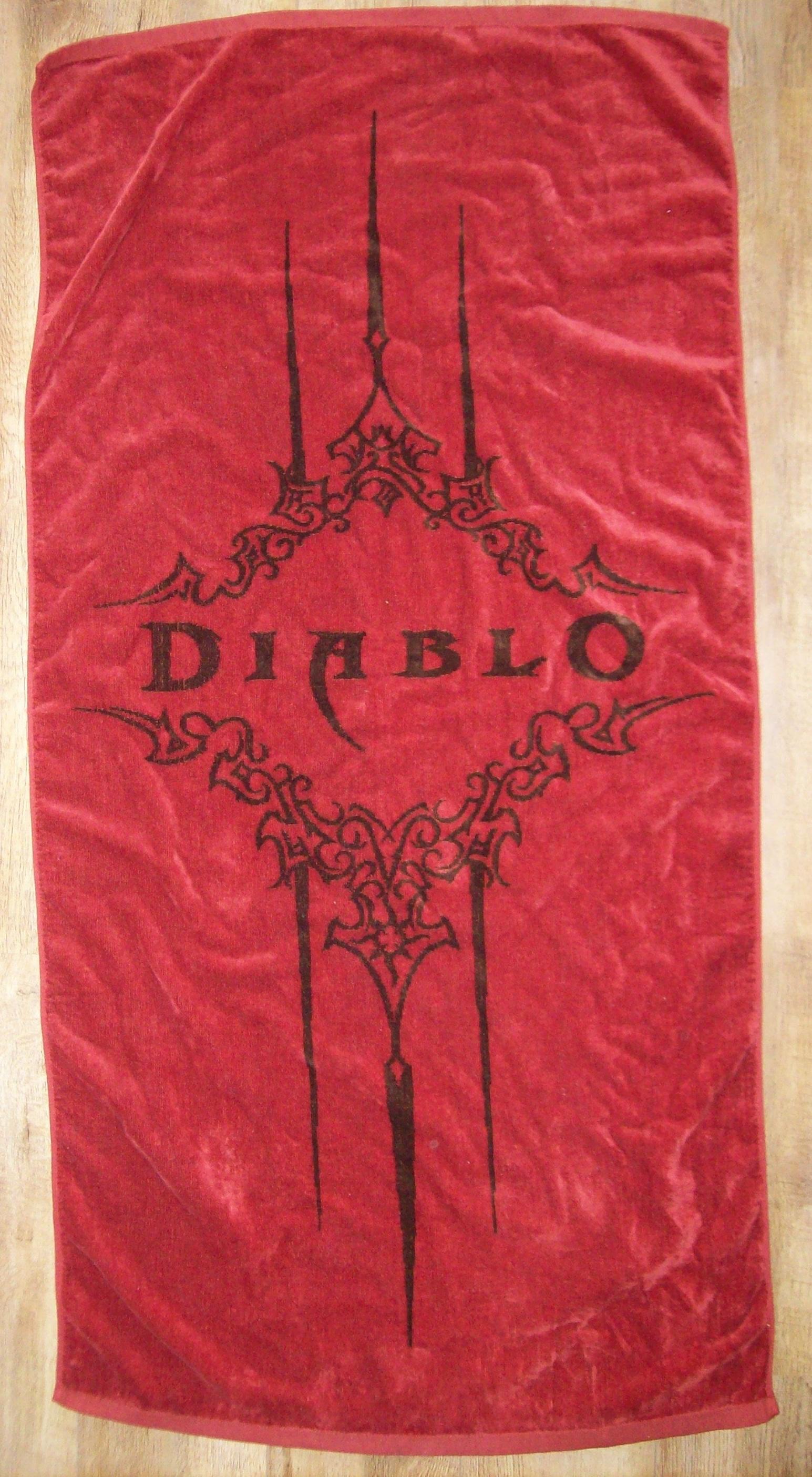 Verified: #75: Towel  – My Diablo Collection