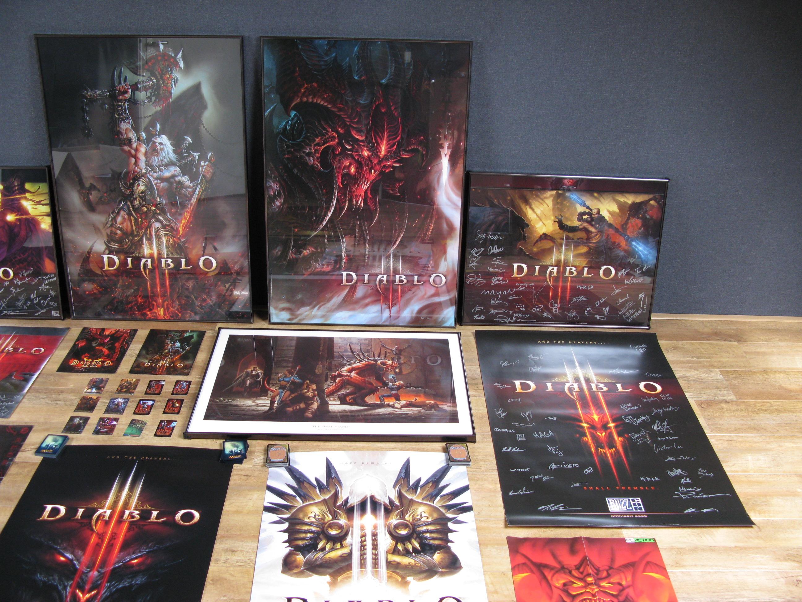 Diablo 3 | My Diablo Collection
